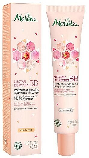 BB crema - Melvita Nectar De Roses Organic BB Cream