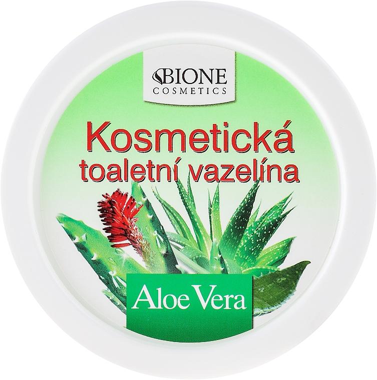 Vaselina cosmética con aloe vera - Bione Cosmetics Aloe Vera Cosmetic Vaseline
