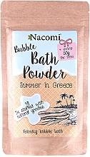Perfumería y cosmética Polvo de baño con manteca de karité y aceite de aguacate - Nacomi Bath Powder