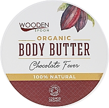 Perfumería y cosmética Manteca corporal natural - Wooden Spoon Chocolate Fever Body Butter