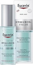 Perfumería y cosmética Gel booster facial hidratante con ácido hialurónico y glicerina - Eucerin Hyaluron Filler