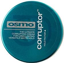 Perfumería y cosmética Cera en crema para cabello moldeadora, fijación fuerte y aroma a vainilla - Osmo Corruptor