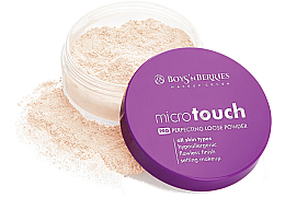 Perfumería y cosmética Polvo suelto de maquillaje fijador hipoalergénico - Boys'n Berries Loose Powder Micro Touch
