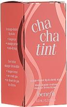Perfumería y cosmética Colorete líquido para mejillas y labios - Benefit Chachatint (mini)