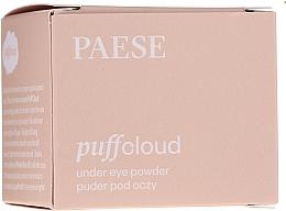 Perfumería y cosmética Polvo para contorno de ojos - Paese Puff Cloud