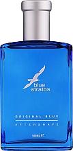 Perfumería y cosmética Parfums Bleu Blue Stratos Original Blue - Loción aftershave perfumada