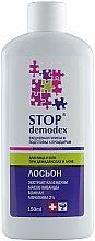 Perfumería y cosmética Loción limpiadora facial para tratamiento de demodicosis - FitoBioTecnología-Stop Demodex