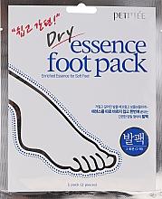 Perfumería y cosmética Crema de pies con esencia de aloe y baba de caracol - Petitfee & Koelf Dry Essence Foot Pack