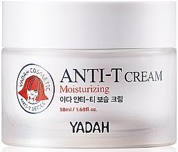 Perfumería y cosmética Crema facial con manteca de karité para piel grasa - Yadah Anti-T Moisturizing Cream