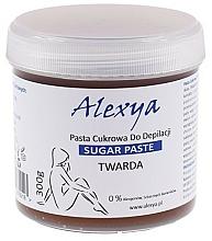 Perfumería y cosmética Pasta de azúcar depilatoria natural - Alexya Sugar Paste Twarda