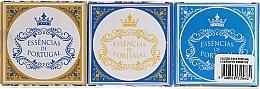 Perfumería y cosmética Set de jabones - Essencias De Portugal Living Portugal (jabón/3x50g)