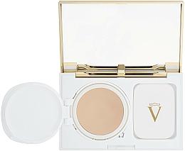 Perfumería y cosmética Base de maquillaje en polvo hidratante de alta cobertura, SPF 30 - Valmont Perfecting Powder Cream SPF 30