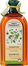 Perfumería y cosmética Champú con extracto de abedúl y zinc - Green Pharmacy