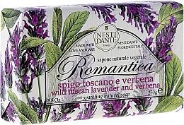 Perfumería y cosmética Jabón con lavanda toscana & verbena - Nesti Dante Romantica