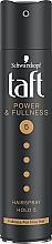 Perfumería y cosmética Laca antihumedad para cabello fino con queratina, fijación mega fuerte - Schwarzkopf Taft Power & Fullness Hairspray