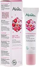 Perfumería y cosmética Crema contorno de ojos con aceite de rosa, bio - Melvita Nectar De Rose Fresh Eye-Countour Gel
