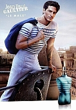 Jean Paul Gaultier Le Male - Desodorante antitranspirante stick con aroma a canela, semillas de comino y bergamota — imagen N3
