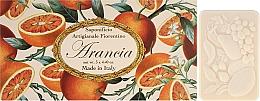 Perfumería y cosmética Set jabón artesanal natural con aroma a naranja, 3uds. - Saponificio Artigianale Fiorentino Orange