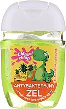 Perfumería y cosmética Gel antibacteriano para manos con piña - Chlapu Chlap Antibacterial Hand Gel Pineapple Party