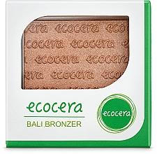 Perfumería y cosmética Polvo bronceador vegano - Ecocera Face Bronzer