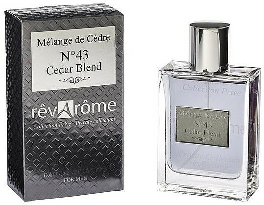 Revarome Private Collection No.43 Cedar Blend - Eau de toilette