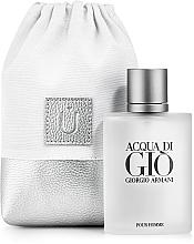 Perfumería y cosmética Bolso cosmético, blanco (15x10x6cm) - MakeUp Perfume Dress (vacío)