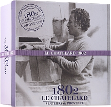 Perfumería y cosmética Caja de regalo de jabones - Le Chatelard 1802 Gift Box