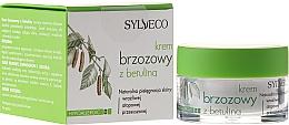 Perfumería y cosmética Crema facial hipoalergénica de abedul con betulina - Sylveco Hypoallergic Birch Day And Night Cream