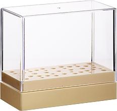 Perfumería y cosmética Soporte para fresas - Alessandro International Bit Hygiene Box