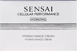 Perfumería y cosmética Crema gel hidratante de rostro con aceite de jojoba - Kanebo Sensai Cellular Performance Hydrachange Cream