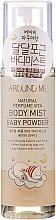 Perfumería y cosmética Bruma corporal para bebés - Welcos Around Me Natural Perfume Vita Body Mist Baby Powder