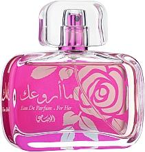 Perfumería y cosmética Rasasi Maa Arwaak - Eau de parfum