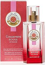 Perfumería y cosmética Roger & Gallet Gingembre Rouge Intense - Eau de parfum