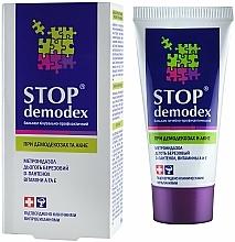 Perfumería y cosmética Bálsamo para el tratamiento del acné y de la demodicosis con vitaminas A, E y D-pantenol - FitoBioTecnología Stop Demodex