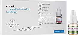 Perfumería y cosmética Ampolla facial equilibrante con biotina, sales de sal y azufre - Charmine Rose Normalizing Ampoule