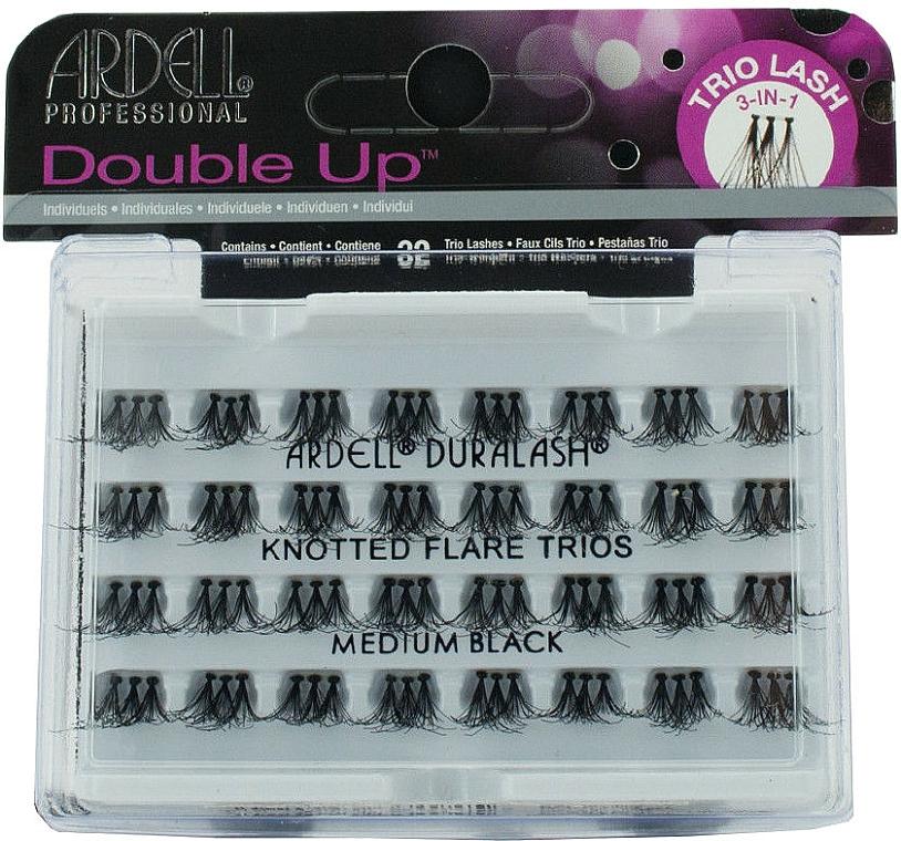 Pestañas postizas individuales - Ardell Double Double Up Lashes Trio — imagen N1