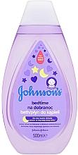 Perfumería y cosmética Baño líquido para antes de dormir - Johnson's Baby