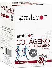 Perfumería y cosmética Complemento alimenticio colágeno con magnesio y vitamina C, sabor fresa - Ana Maria Lajusticia