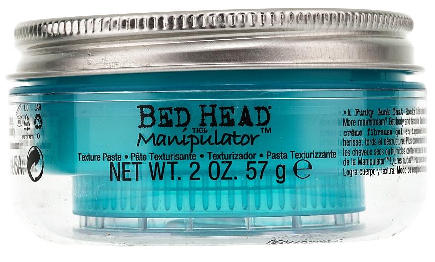 Pasta texturizante para cabello con aceite mineral - Tigi Bed Head Manipulator Styling Cream — imagen N1