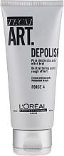 Perfumería y cosmética Pasta moldeadora con efecto mate - L'Oréal Professionnel Tecni.art Depolish Force 4
