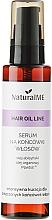 Perfumería y cosmética Sérum para cabello anti puntas abiertas con aceite de argán - NaturalME Hair Oil Line