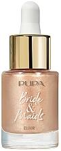Perfumería y cosmética Sérum prebase facial iluminadora - Pupa Bride & Maids Elixir