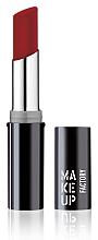 Perfumería y cosmética Barra de labios automática con acabado mate satinado - Make up Factory Glossy Stylo Mat Lip