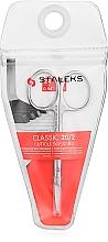Perfumería y cosmética Tijeras para cutículas, 24mm, SC-20/2 - Staleks Classic 20 Type 2