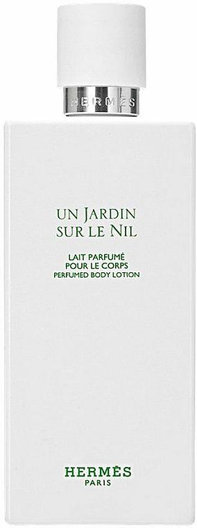 Hermes Un Jardin sur le Nil - Loción corporal perfumada — imagen N2