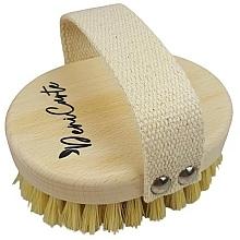 Perfumería y cosmética Cepillo de fibra de cactus para masaje anticelulítico - Deni Carte