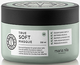 Perfumería y cosmética Mascarilla capilar hidratante con aceite de argán - Maria Nila True Soft Masque