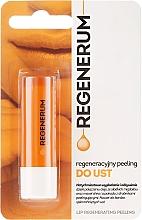 Perfumería y cosmética Bálsamo labial regenerador con manteca de kerité y aceite de aguacate - Aflofarm Regenerum Lip Peeling