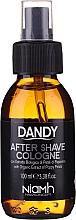 Perfumería y cosmética Agua de colonia para después del afeitado - Niamh Hairconcept Dandy After Shave Aftershave Cologne