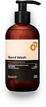 Perfumería y cosmética Champú natural para barba con extracto de abedul - Beviro Beard Wash